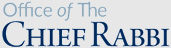 chiefrabbi-logo